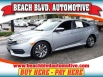 2016 Honda Civic EX Sedan CVT for Sale in Jacksonville, FL