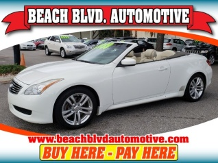 Used Infiniti G G37 Convertibles For Sale Search 142 Used