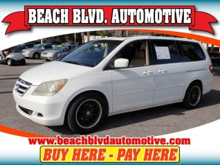 4f73149d47 2006 Honda Odyssey EX-L for Sale in Jacksonville