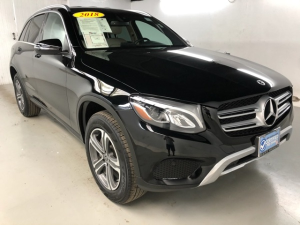 2018 Mercedes-Benz GLC in Mc Allen, TX