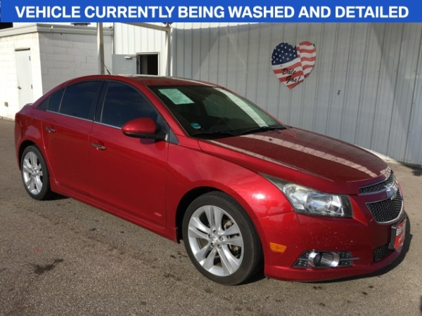 2013 Chevrolet Cruze in Harlingen, TX