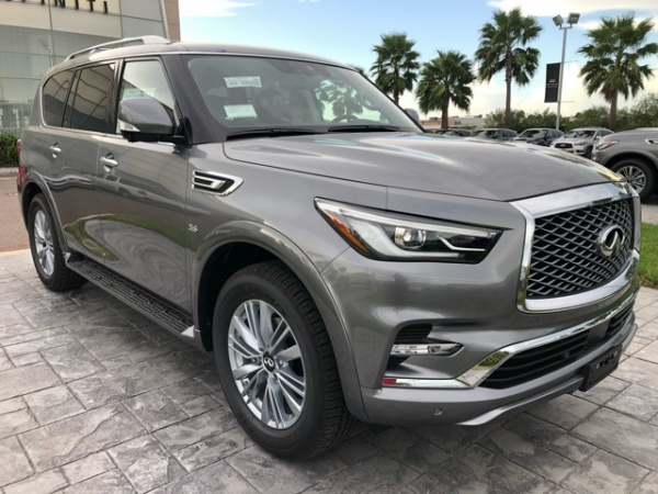 2019 INFINITI QX80 in Edinburg, TX