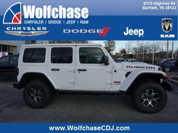 2020 Jeep Wrangler in Bartlett, TN