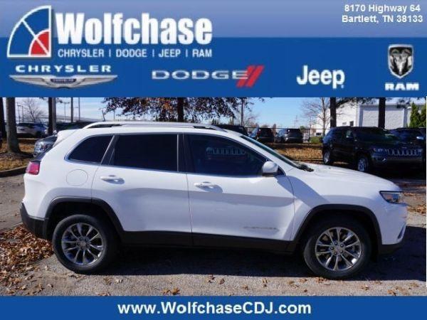 2020 Jeep Cherokee in Bartlett, TN