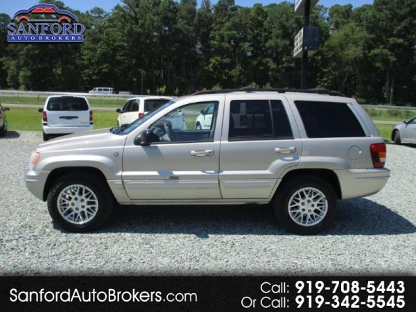 2004 Jeep Grand Cherokee in Sanford, NC