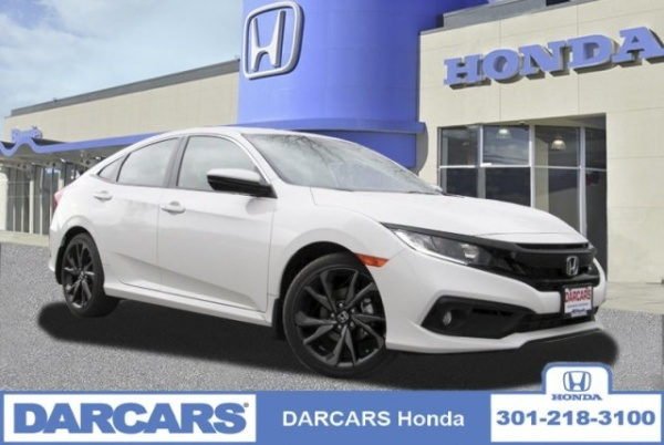 2019 Honda Civic in Bowie, MD
