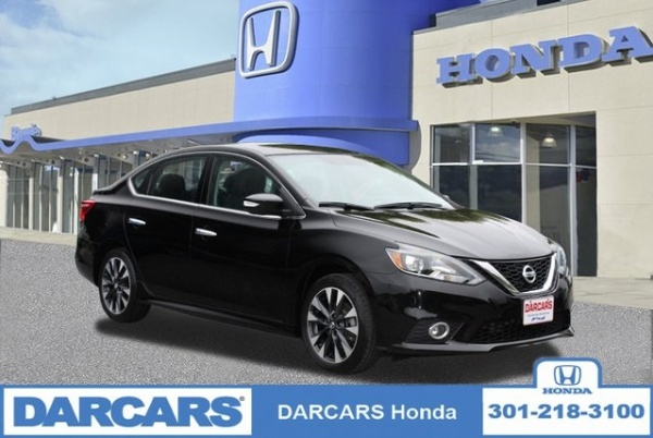2017 Nissan Sentra in Bowie, MD