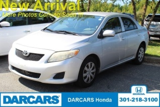 Used 2009 Toyota Corolla Le Automatic For In Bowie Md