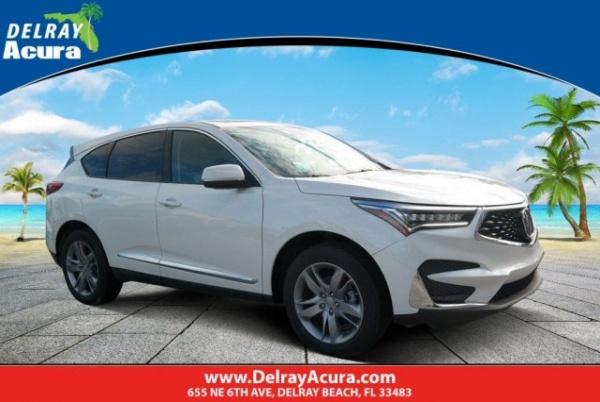 2020 Acura RDX in Delray Beach, FL