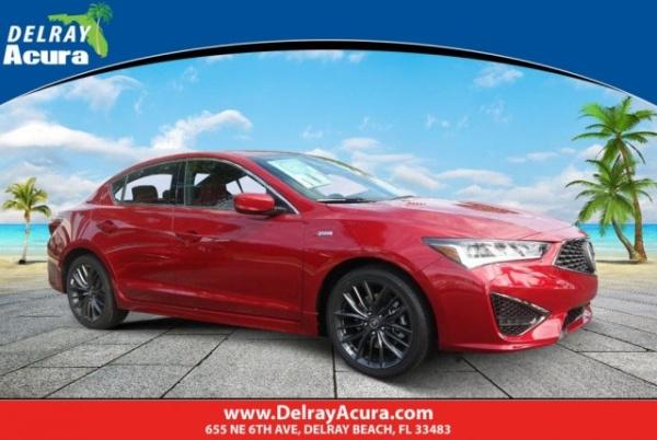 2019 Acura ILX in Delray Beach, FL