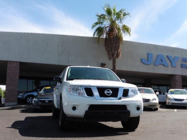 Auto For Sale Tucson Az: 2015 Nissan Frontier S Crew Cab 4WD Auto SWB For Sale In