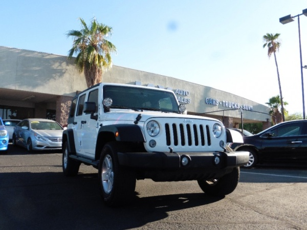 2014 Jeep Wrangler in Tucson, AZ