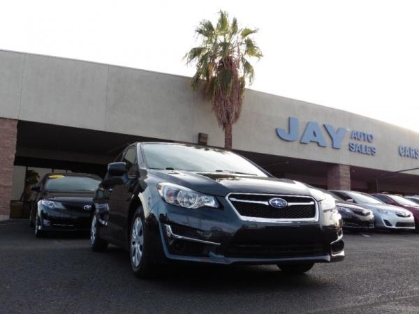 2015 Subaru Impreza in Tucson, AZ