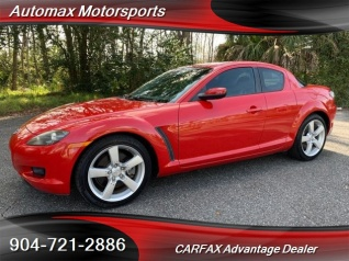 Used Mazda Rx8 >> Used Mazda Rx 8 For Sale In Jacksonville Fl 3 Used Rx 8 Listings