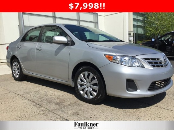 2013 Toyota Corolla in Willow Grove, PA