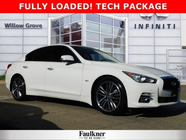 2017 INFINITI Q50 in Willow Grove, PA
