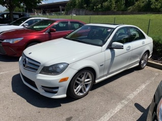 Used 2012 Mercedes Benz C Class For Sale Truecar