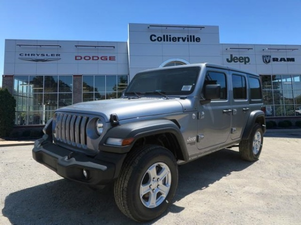 2019 Jeep Wrangler in Collierville, TN