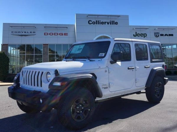2018 Jeep Wrangler in Collierville, TN