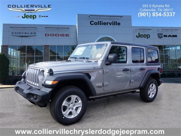 2020 Jeep Wrangler in Collierville, TN