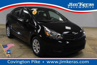 2017 Kia Rio Lx Sedan Manual For In Memphis Tn