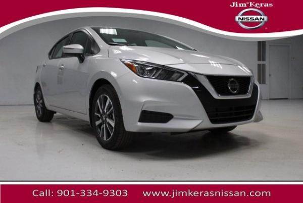 2020 Nissan Versa in Memphis, TN