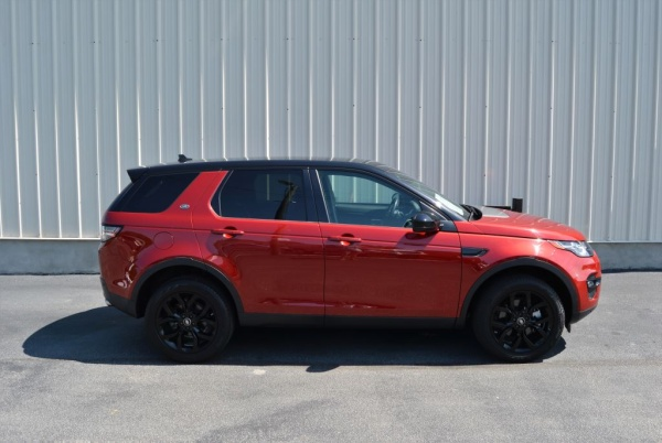 2016 Land Rover Discovery Sport