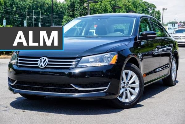 2015 Volkswagen Passat in Marietta, GA