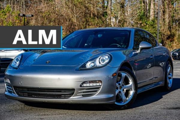2012 Porsche Panamera in Marietta, GA