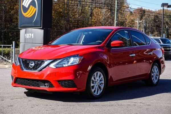 2018 Nissan Sentra in Marietta, GA