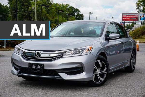 2017 Honda Accord in Marietta, GA