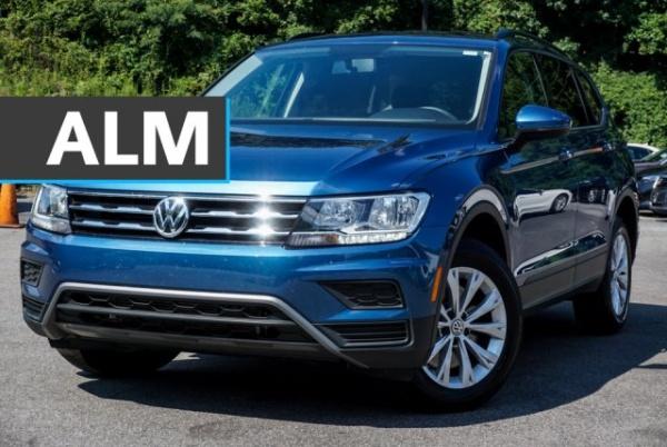 2019 Volkswagen Tiguan in Marietta, GA