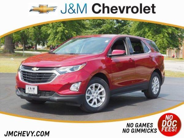 2020 Chevrolet Equinox in Zebulon, NC