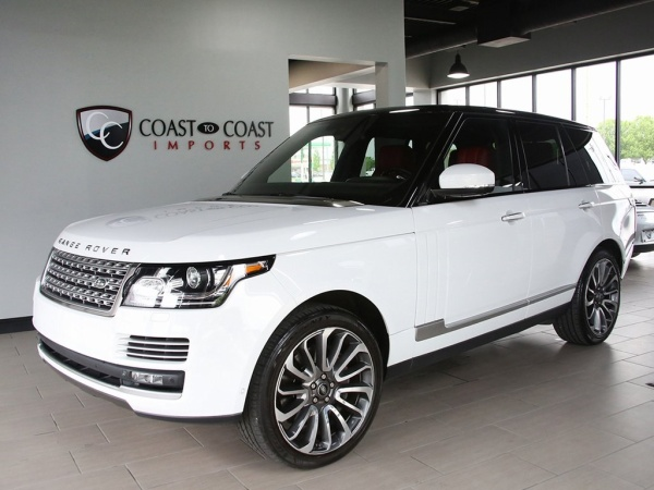 2014 Land Rover Range Rover in Fishers, IN
