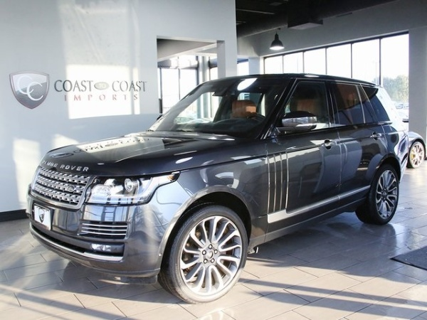 2016 Land Rover Range Rover in Fishers, IN