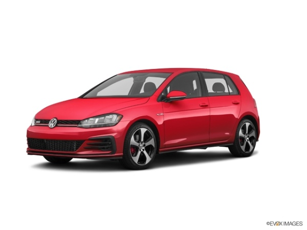 2019 Volkswagen GTI S