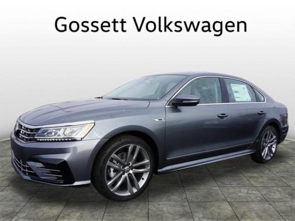 2019 Volkswagen Passat 2.0T SE R-Line