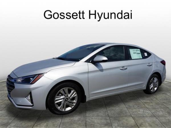 2020 Hyundai Elantra in Memphis, TN
