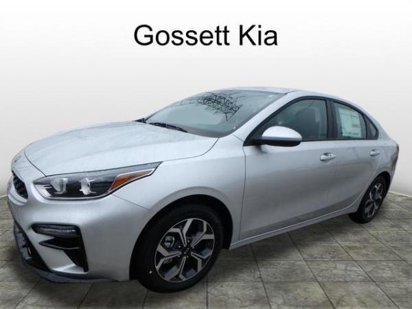 2019 Kia Forte LXS