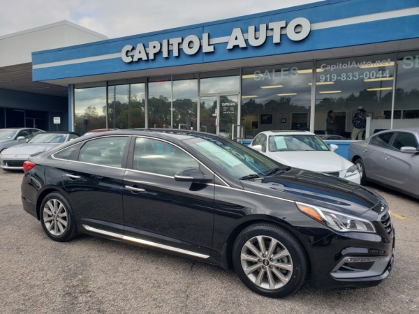 2017 Hyundai Sonata in Raleigh, NC