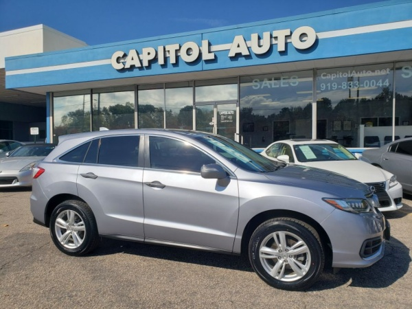 2016 Acura RDX in Raleigh, NC