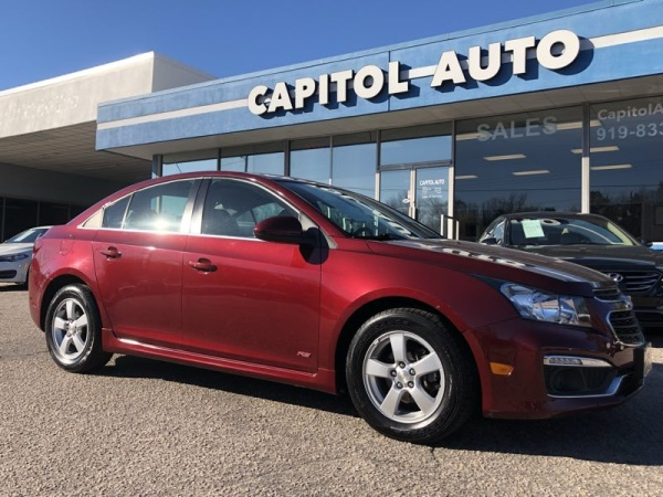 2016 Chevrolet Cruze Limited in Raleigh, NC