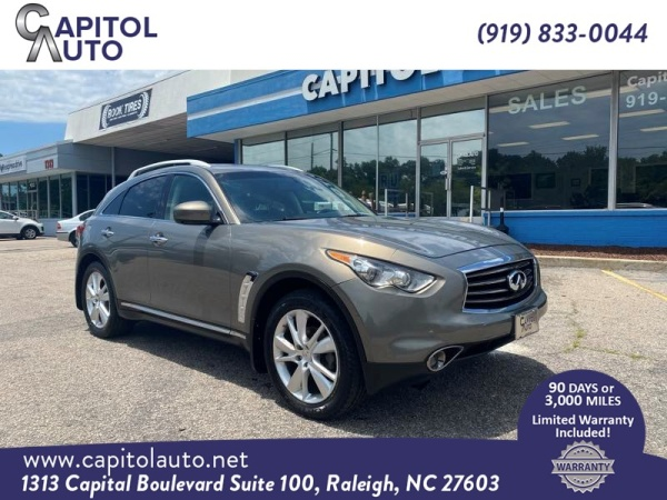 2012 INFINITI FX in Raleigh, NC
