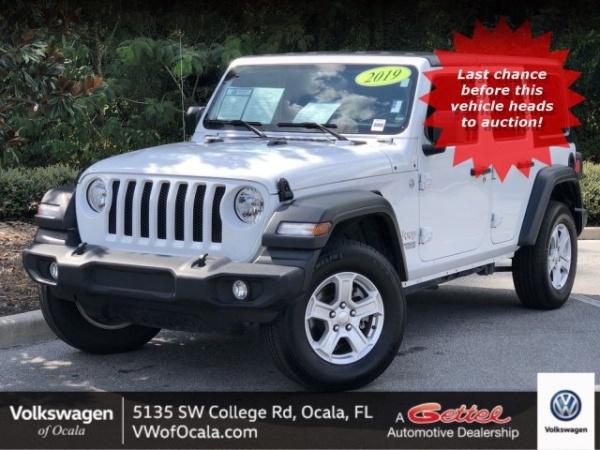 2019 Jeep Wrangler in Ocala, FL