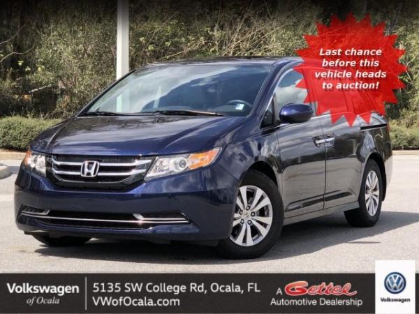 2017 Honda Odyssey in Ocala, FL
