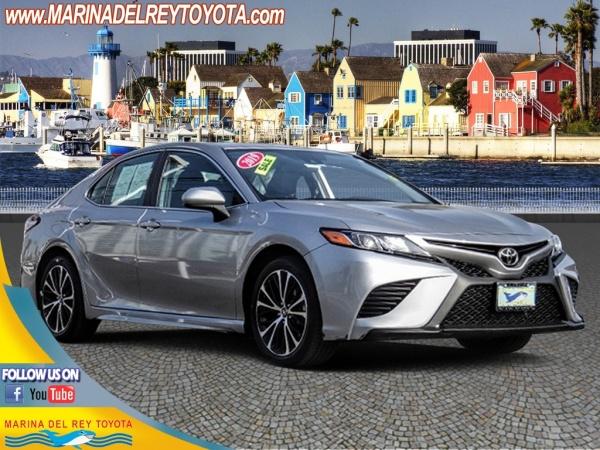 2019 Toyota Camry in Marina Del Rey, CA
