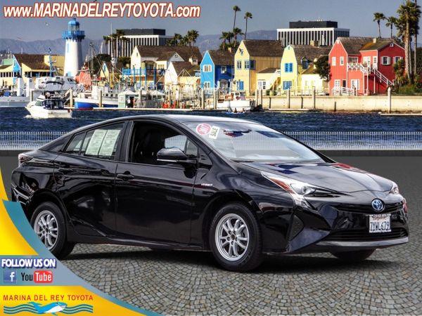 2017 Toyota Prius in Marina Del Rey, CA