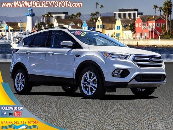 2018 Ford Escape in Marina Del Rey, CA