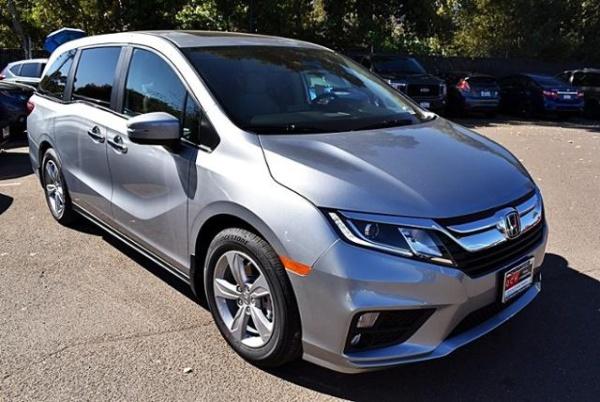 2020 Honda Odyssey in San Diego, CA
