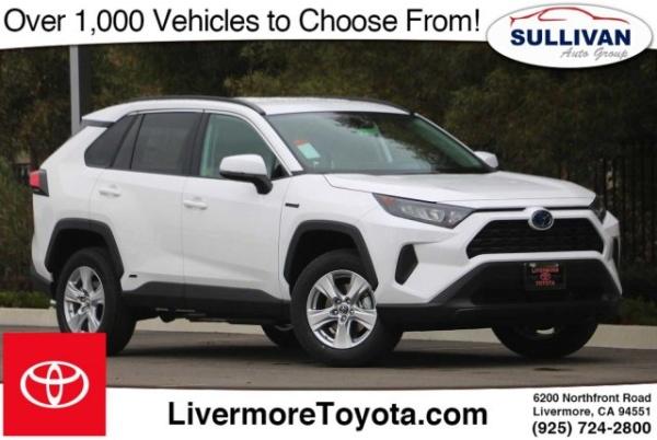 2020 Toyota RAV4 in Livermore, CA
